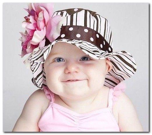 головные уборы для малышей