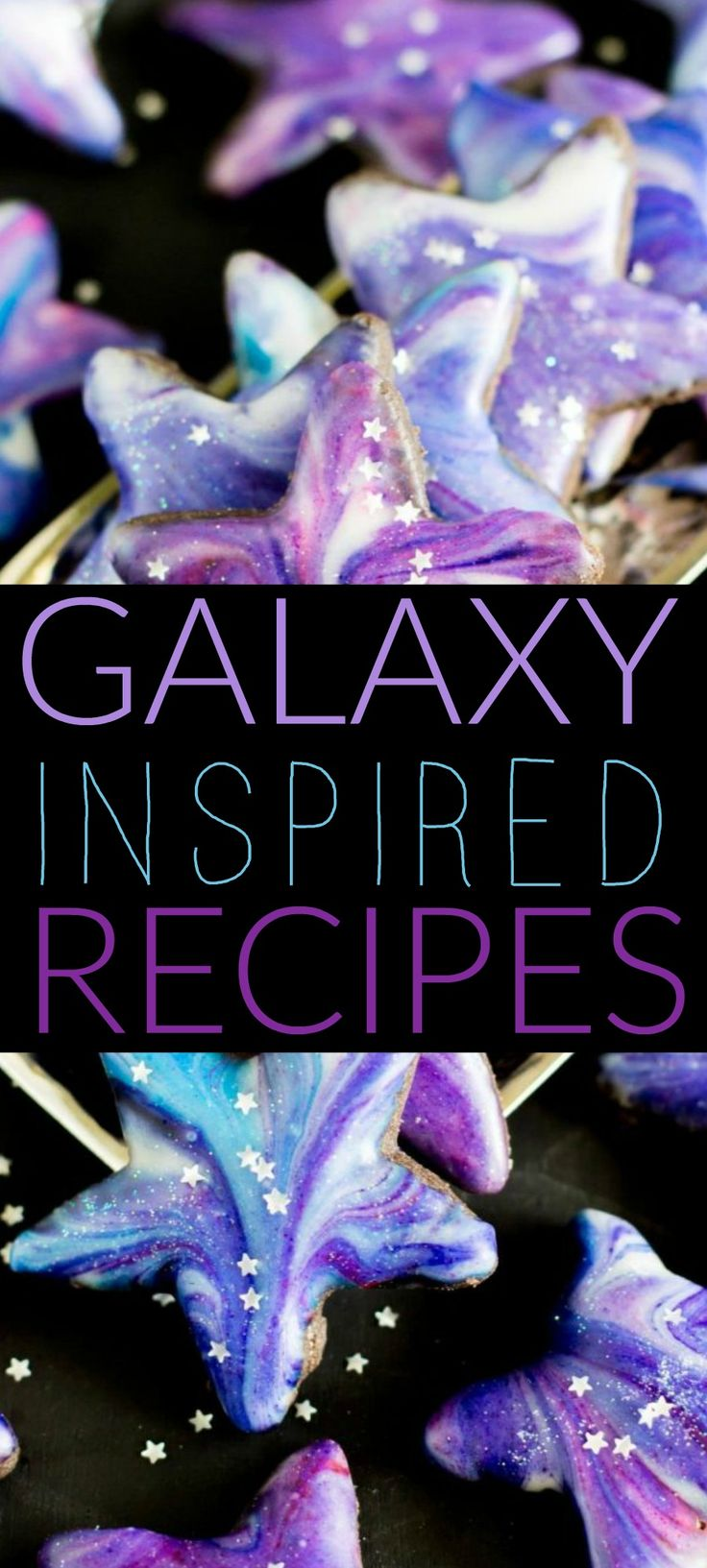 Hey guys, are you ready to see some great galactic recipes?! I know that everyone loves galaxy inspired recipes, and this roundup is full of out of this world incredible food. You will love all theseGalaxy Inspired Recipies that are perfect for a space themed party or get together. It's easier than it looks to pull off these snacks, it just takes a little bit of practice.