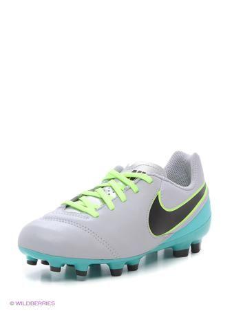 Nike Бутсы JR TIEMPO LEGEND VI FG  — 3490р. -------------------- Детские футбольные бутсы для игры на газоне Nike Jr. Детские футбольные бутсы для игры на твердом грунте Tiempo Legend VI (FG) с мягким верхом из натуральной кожи для комфорта и исключительного контроля мяча. Продуманное расположение шипов обеспечивает сцепление и стабилизацию на твердых поверхностях. Верх из мягкой высококачественной и прочной кожи для невероятного комфорта и превосходного чувства мяча. Стелька из ЭВА с…