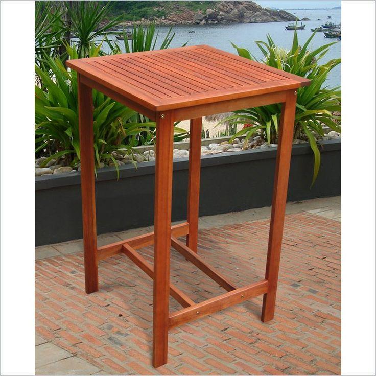 Vifah Dartmoor Bar Table $116.56