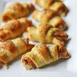 These simple little appetizers are easy to make and perfect for the holidays or game day!