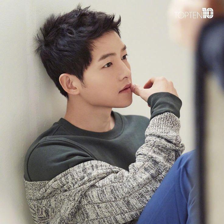 Song Joong Ki #topten10