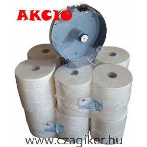 AKCIÓS CSOMAG 6 karton toalettpapír