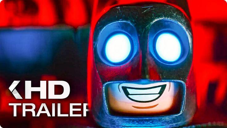 THE LEGO BATMAN MOVIE Trailer 3 (2017)