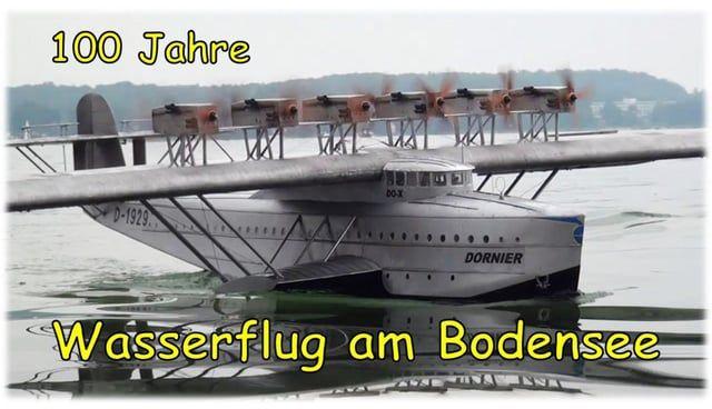 Anlässlich dem Jubiläum 100 Jahre Wasserflug am Bodensee hatte der FSMC Konstanz e.V. am 24.-25.8.2013 zu einem internationalen Wasserflugtreffen eingeladen. Viele Piloten kamen mit ihren Modellen, um diese dem Publikum vorzuführen. Die tolle Organisation der Mitglieder des FSMC sorgte für ein unvergessliches Wochenende. Nur das Wetter hatte man nicht ganz so im Griff ...