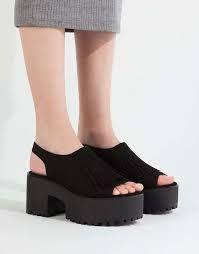 Resultado de imagen para zapatos con plataforma 2016