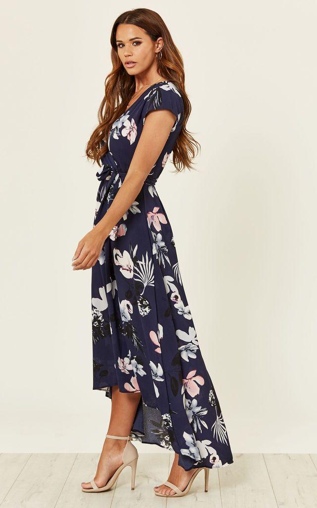 Buy navy dress ax paris cheap online
