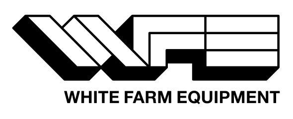White Farm Equipment Logos White Farm Equipment Logo Svg