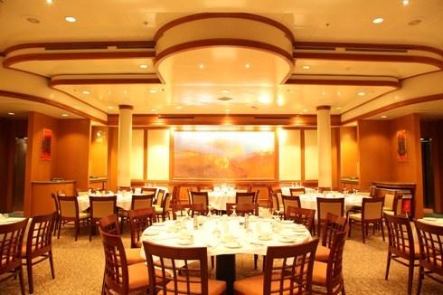 Waterfront Restaurant, Pacific Dawn