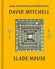 """Every nine years, Slade House appears in a little alley in London, and every nine years, someone disappears into it, never to be seen again. Fans of The Bone Clocks will inhale this compact, six-part work that draws on Mitchell's established mythology and reintroduces a familiar character or two. New readers, however, won't be lost. Literary fiction, fantasy, and a dose of horror combine here to make a deeply satisfying book."" Jenny Arch, Robbins Library, Arlington, MA"