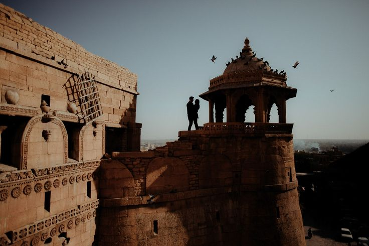 Jaisalmer Fort, India | Image by James Broadbent of Chasewild