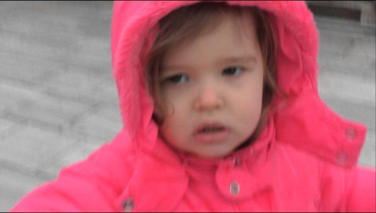 Беби бон катаем в коляске  набережная Гурзуф(Крым) Baby born skate in a wheelchair embankment Gurzuf