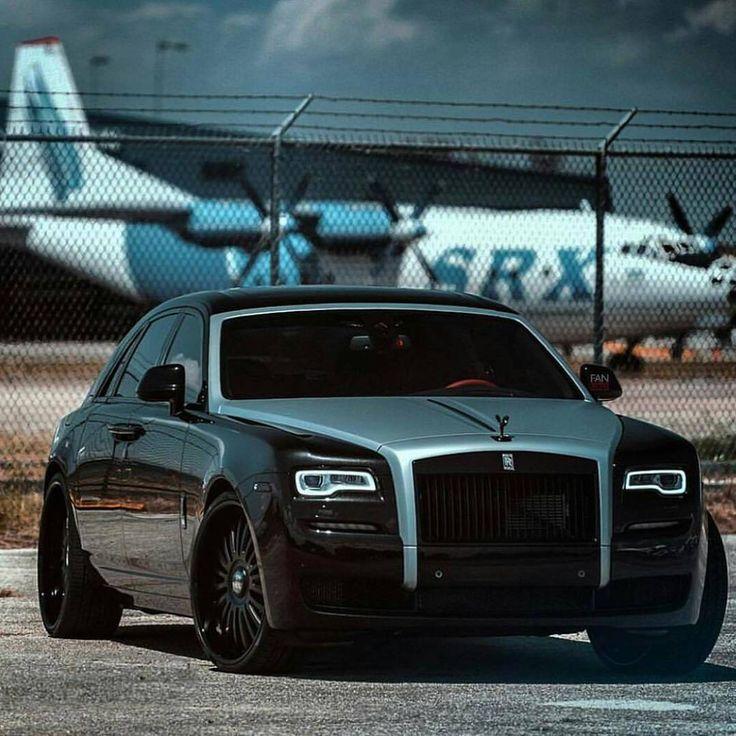 Cheek Rolls Royce