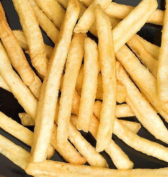 Хрустящий картофель по‑французски
