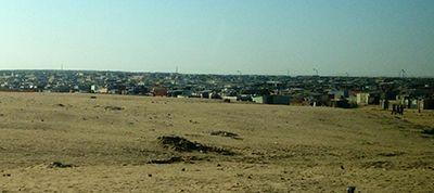 Township Swakopmund