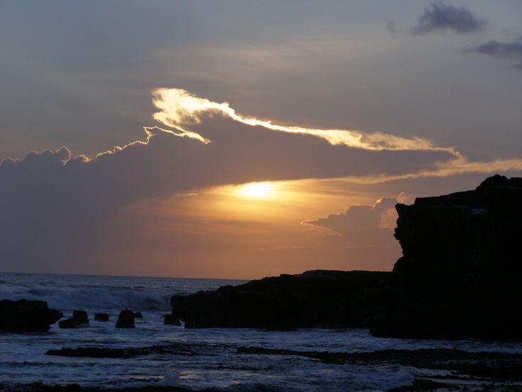 Sunset - Tanah Lot, Bali.