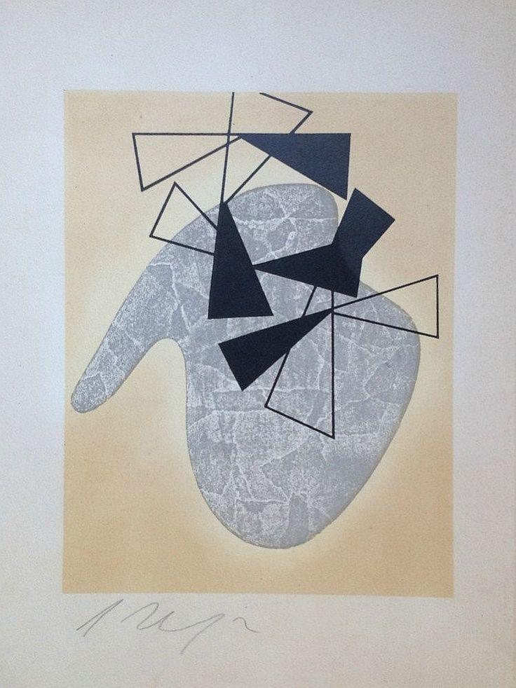 Жан Арп (Ханс Арп; фр. Jean Arp, нем. Hans Arp; 16 сентября 1886, Страсбург — 7 июня 1966, Базель).  «Абстракционизм – abstract art» в социальных сетях - https://www.1abstractart.com/---abstract-art