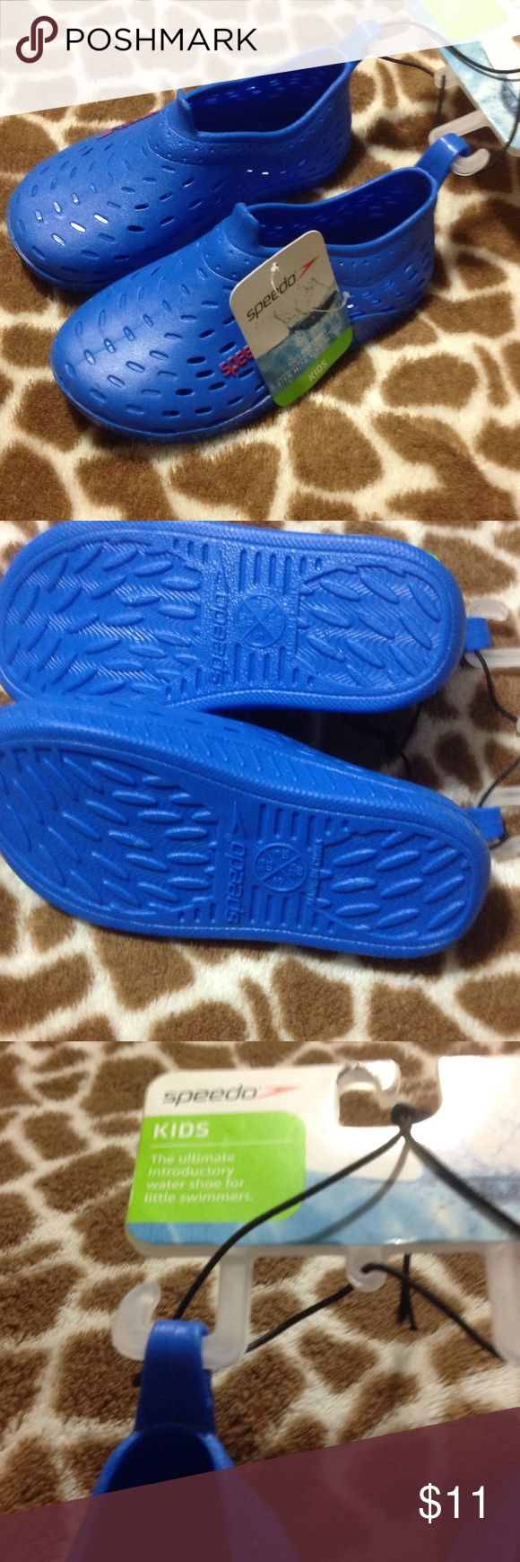 Speedo water shoes NWT s 5-6 NWT size s 5-6 speedo water shoes Speedo Shoes