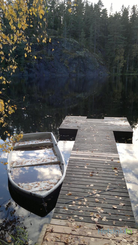 Fall in Espoo
