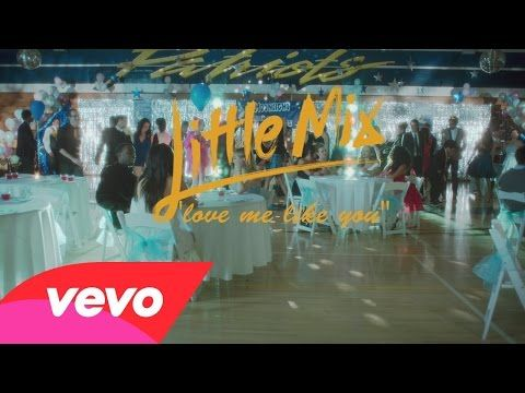 Little Mix - Love Me Like You (Official Music Video) loved thqt inspire for prom so much!!!!!