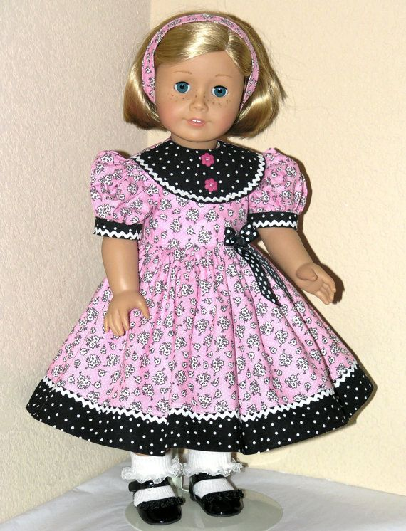American Girl 18 inch Doll Clothes Kit Molly Emily by LidiDesigns