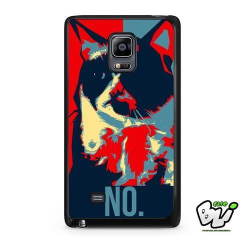 Grumpy Cat No Samsung Galaxy Note 5 Case