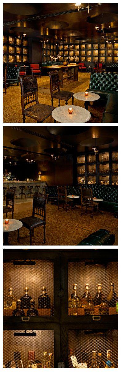 Этот, созданный известным мексиканским шеф-поваром Ричардом Сандовалом, замечательный зал текилы расположен в подвале одного из зданий в центре Нью-Йорка и насчитывает в своей коллекции более 400 марок этого алкоголя.  Но несомненно не только алкоголь притягивает посетителей, это место имеет довольно приятный дизайн, в который входят: персидские ковры, мягкое золотое освещение, черные кожаные диваны и обтянутые красным бархатом кресла.