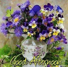 Good afternoon sister and yours, have a relaxed afternoon♥★♥
