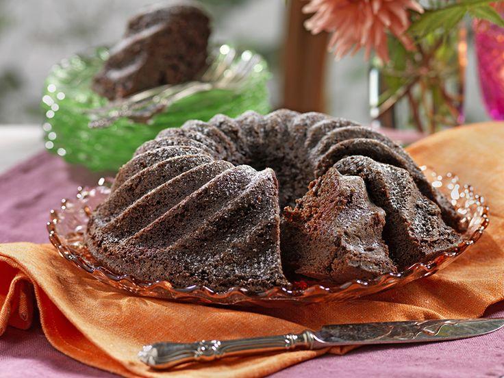 Chokladkaka med sirap