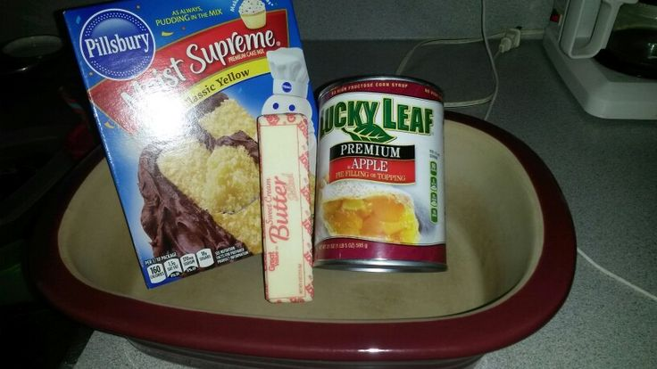 Pampered Chef Microwave Cake Pie Filling