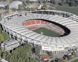 Mercedes Benz Arena: Stuttgart, Germany
