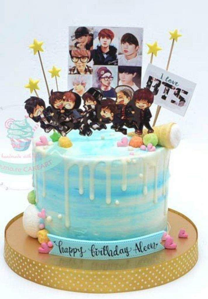 Pin By Karina Redondo On Animals Bts Cake Bts Birthdays Bts Happy Birthday