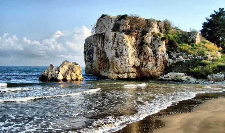 Ayaş Beach / Mersin, Turkey