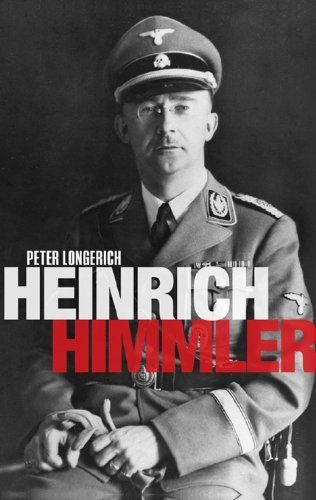 Heinrich Himmler:A Life by Peter Longerich. $20.09. 1052 pages. Publisher: OUP Oxford (October 27, 2011). Author: Peter Longerich