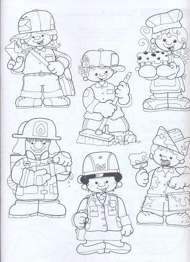 Figuras Maestra de Preescolar Nº 6 Juan López Lombardo Google+