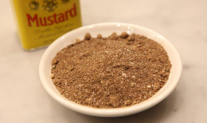 Colman's Mustard Dry Rub | Recipe | The Daily Meal