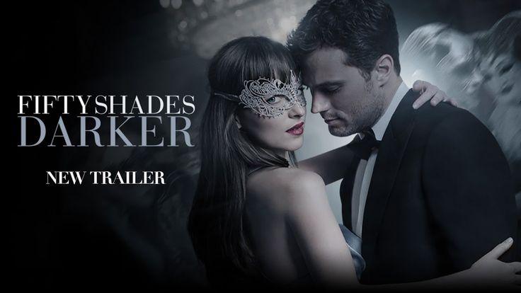 FIFTY SHADES DARKER starring Dakota Johnson & Jamie Dornan | Official Extended Trailer | In theaters February February 10, 2017