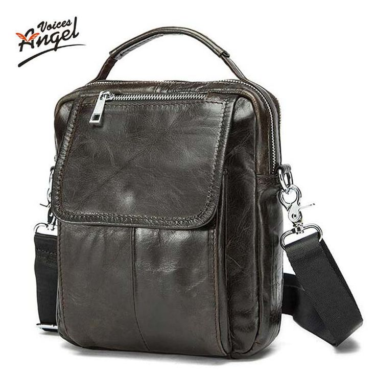 Genuine leather men bag small shoulder bags men s crossbody bag mens leather handbag  sale