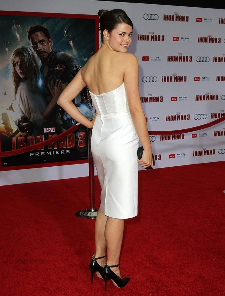 maia mitchell ironman 3  | Maia Mitchell Picture 9 - Iron Man 3 Los Angeles Premiere - Arrivals