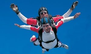 Groupon - $ 105 for One Tandem Skydive from Skydiving Land ($210 Value)   in Plant City. Groupon deal price: $105