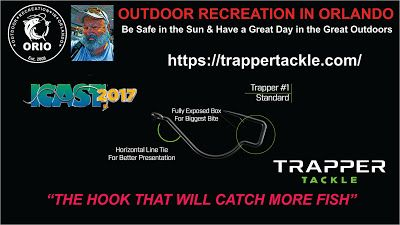 Outdoor Recreation In Orlando: Trapper Tackle at the ICAST on the Water Demo Day