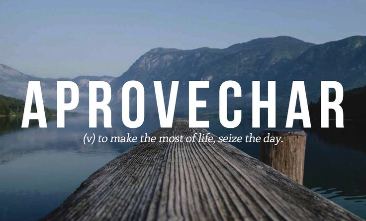23 Perfect Spanish Words We Need In English
