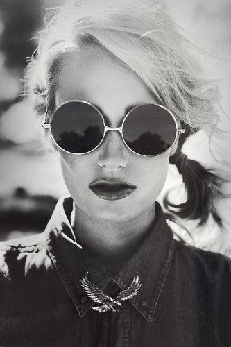 lunettes de soleil...