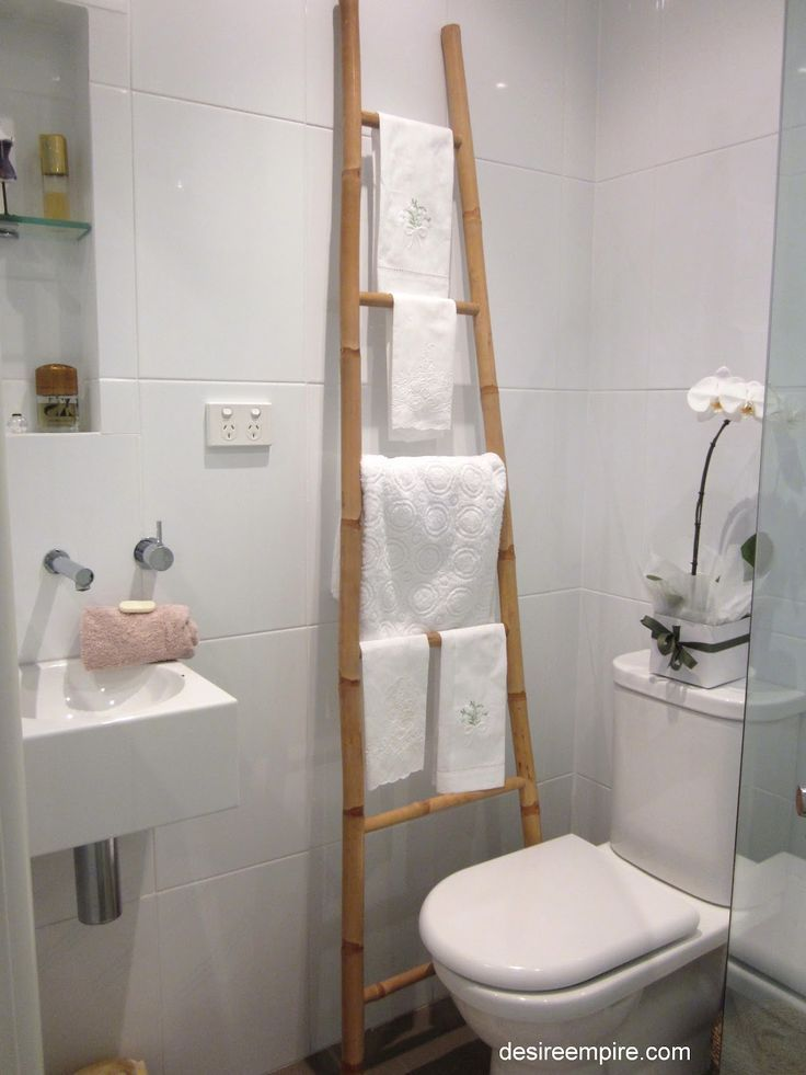 Desire Empire: Coastal Bathroom Elements and a Bit of Luck