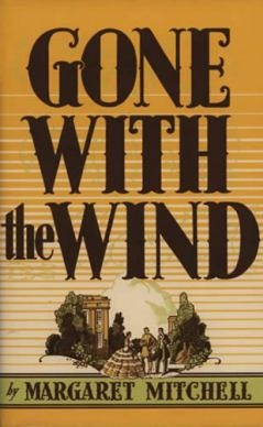 Gone with the Wind - Margaret Mitchell. If you have yet to read it, you are truly missing out. It is fantastically written, and the characters are superb.