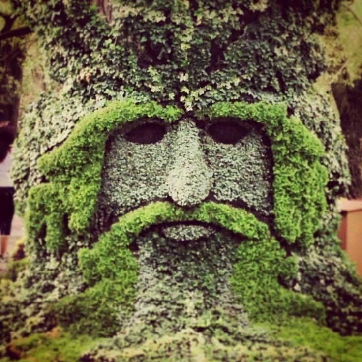 Botanical Gardens, Montreal. #sculptures #gardenart