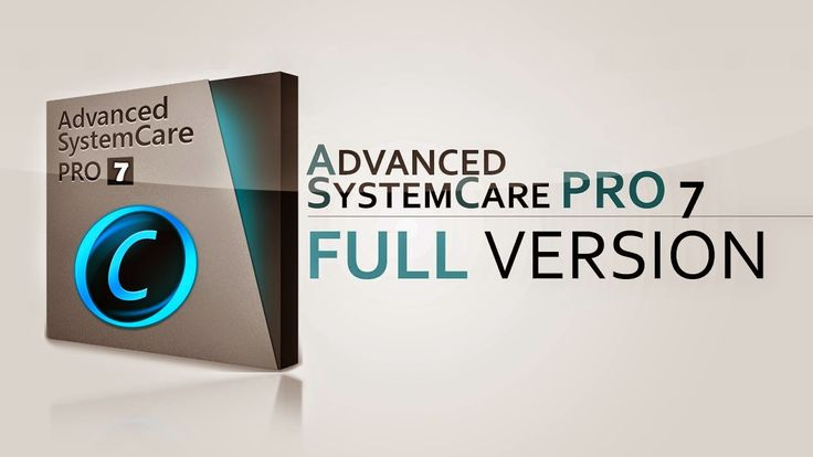 Advanced SystemCare 7.2 PRO   Serial Key