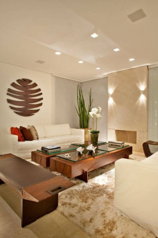 Modern Living Room Designs – What Makes Them Special