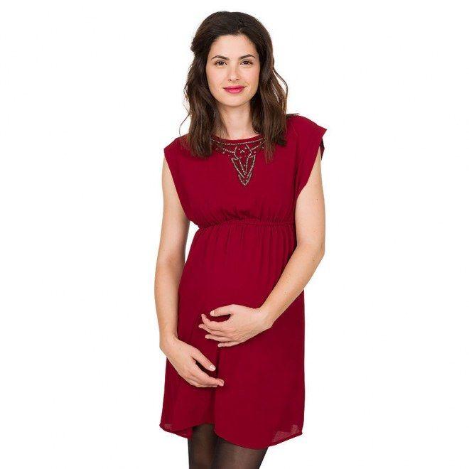 35 robes de soirée pour femme enceinte hyper stylée! 35 robes de fête de grossesse pour être belle et à l'aise à Noël ou pendant le réveil du nouvel an. Car oui, on peut être enceinte et stylée. #robe #robegrossesse #enceinte #modeenceinte #modegrossesse #grossesse #mode #modenoel # fêtes # réveillon #tenuedefete #aufeminin #Orchestra