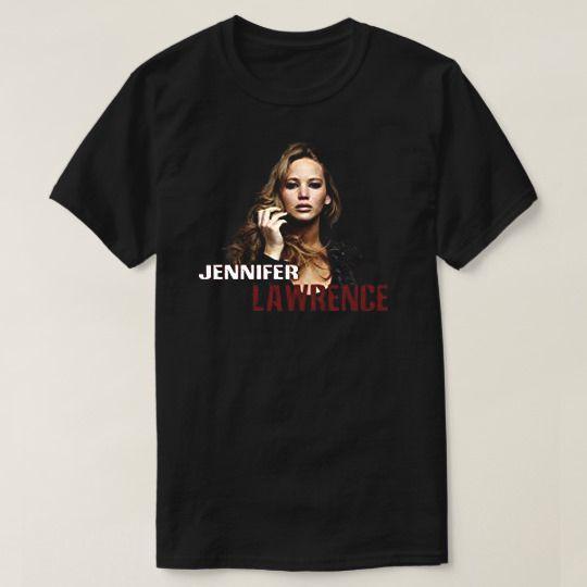 Jennifer Lawrence 2 Custom Shirts